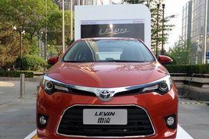 Toyota Corolla Levin hoàn toàn mới lần đầu lộ diện