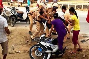 Thanh Hóa: CSGT không hành hung người dân