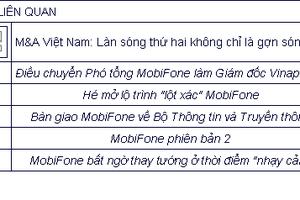 MobiFone có Tổng giám đốc mới