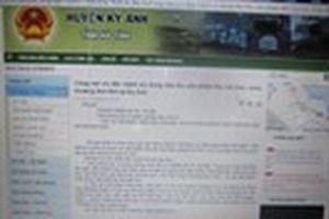 'Chủ tịch huyện khuyến khích uống…bia Sài Gòn': Gỡ công văn khỏi website huyện