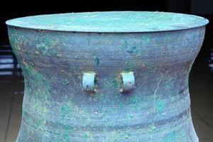 Giải mã 'kho' trống đồng cổ ở đồi Pá Ban