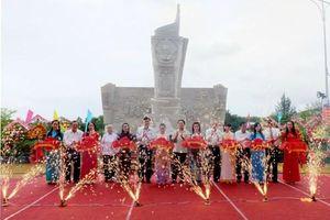Khánh thành Di tích lưu niệm Ban Ấn loát đặc biệt Nam Bộ