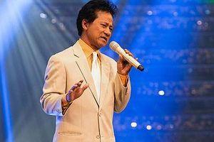 Chế Linh khiến khán giả vỡ òa trong show 'Mùa thu tình yêu'