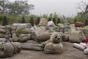 BĐBP Lạng Sơn bắt giữ 2 vụ buôn lậu với số lượng lớn