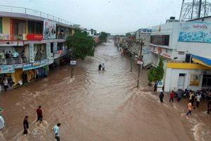 70 người chết vì mưa lũ ở Ấn Độ