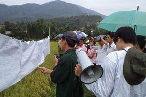 JICA hỗ trợ Điện Biên phát triển nông thôn