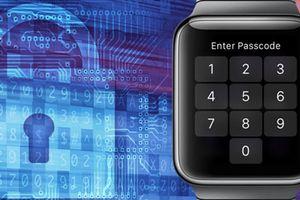 Thiết lập và sử dụng passcode trên Apple Watch