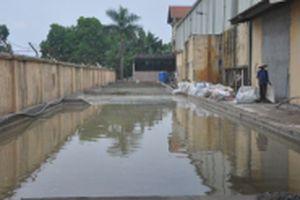 Xử lý nghiêm doanh nghiệp xả thải gây ô nhiễm môi trường
