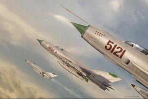 Nhận biết các thành viên trong 'gia đình' tiêm kích MiG-21 huyền thoại