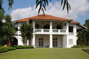 Khám phá dinh thự của ông Lý Quang Diệu ở Singapore
