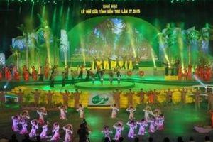 Khai mạc lễ hội dừa Bến Tre