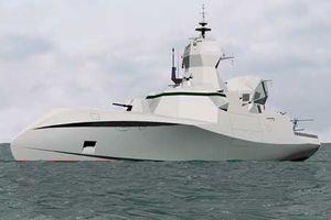 Chiêm ngưỡng tàu tên lửa Pháp muốn bán cho VN
