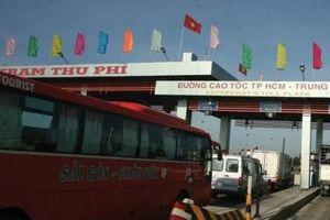 Công ty Yên Khánh dây dưa thanh toán tiền mua quyền thu phí cao tốc TP.HCM - Trung Lương
