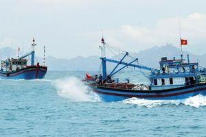 Việt Nam yêu cầu Trung Quốc thả vô điều kiện tàu cá QB 93694 TS