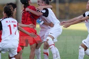 Việt Nam đánh bại Thái Lan giành vô địch bóng đá nữ U14 khu vực Đông Nam Á