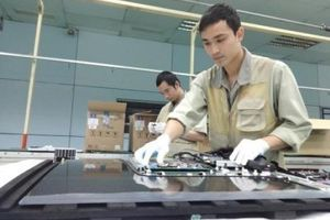Bao nhiêu DN Việt đủ khả năng cung ứng cho LG, Samsung?