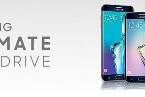 Samsung 'dụ' người dùng iPhone 'xài' thử Galaxy Note 5