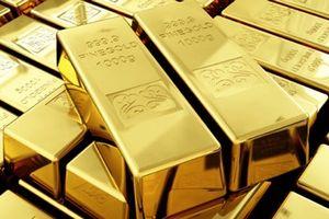 Giá vàng hôm nay 28/8: Giá vàng giảm xuống 1.125,80 USD/ounce