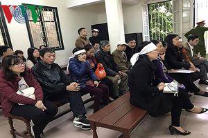 Ngày 26/3, xét xử vụ cháy quán karaoke khiến 13 người chết ở Hà Nội