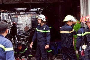Hiện trường vụ nổ gas ở TP HCM khiến 2 mẹ con chết thảm