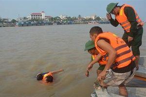 Nâng cao kỹ năng phòng chống thiên tai, tìm kiếm cứu nạn