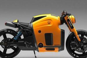Koenigsegg hé lộ về mẫu siêu mô tô tuyệt đẹp
