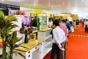 126 doanh nghiệp tham gia Hội chợ đồ gỗ và trang trí nội thất Việt Nam 2015