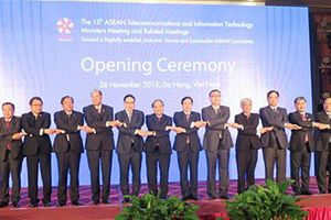 ASEAN - Phát triển toàn diện, an toàn và bền vững trên nền tảng số