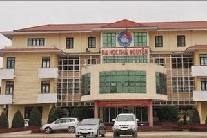 Nhiều sai phạm nghiêm trọng tại Đại học Thái Nguyên