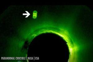 Người ngoài hành tinh điều khiển UFO hút năng lượng mặt trời?