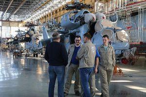 'Xe tăng bay' Mi-24 Việt Nam được chế tạo thế nào?
