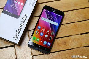 5 smartphone pin trâu giá dưới 4,5 triệu đồng