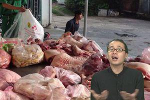 RapNews 46: 'Mẹ ơi hôm nay bữa ăn, cá thịt đâu sao hiu hắt vậy?'
