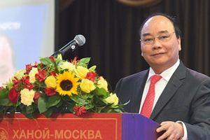 Thủ tướng: Thời cơ mới đã đến đối với doanh nghiệp Việt - Nga