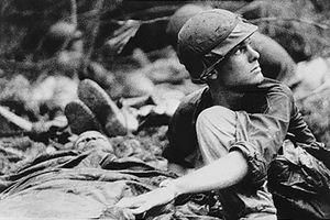 Loạt ảnh sư đoàn Anh Cả Đỏ của Mỹ thời CTVN (1)