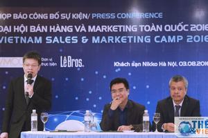 Khởi động Đại hội Bán hàng và Marketing toàn quốc lần thứ nhất