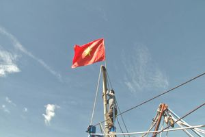 Niềm kiêu hãnh của ngư dân trên biển