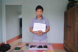 Bắt đối tượng vận chuyển trái phép vũ khí quân dụng về Việt Nam