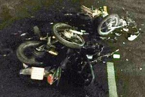Thiếu nữ tử vong khi xe máy chở nhiều người gặp nạn
