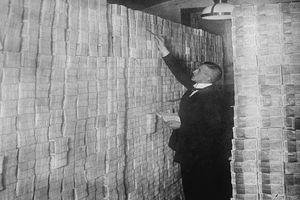 Những quốc gia từng coi tiền như... rác