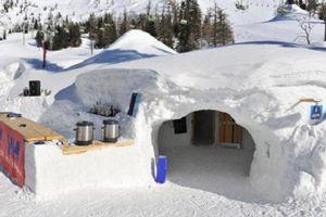 Top 15 khách sạn băng tuyết đẹp nhất thế giới