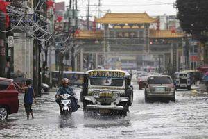 Hình ảnh siêu bão Nock-ten tàn phá Philippines