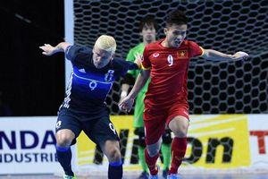 Hạ ĐKVĐ Nhật Bản ở loạt luân lưu, ĐT futsal Việt Nam xuất sắc giành vé dự World Cup