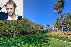 Bên trong biệt thự tại Malibu của thần Sấm Chris Hemsworth