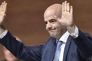 Tổng thư ký UEFA đắc cử ghế Chủ tịch FIFA