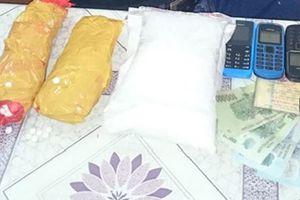 Vận chuyển 2kg ma túy từ Trung Quốc về TP.HCM tiêu thụ