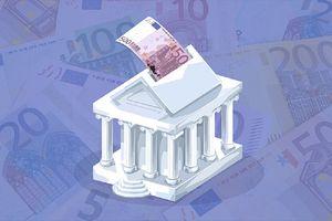 ECB hạ lãi suất xuống mức âm kỷ lục