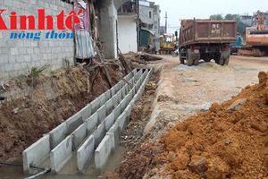 Chủ tịch UBND tỉnh Thái Nguyên chỉ đạo làm rõ nội dung Báo Kinh tế nông thôn phản ánh tại dự án đường Việt Bắc