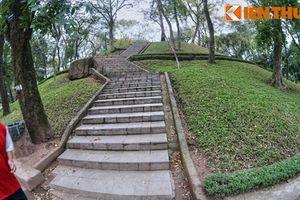 Khám phá quả núi nhân tạo độc nhất vô nhị của Hà Nội