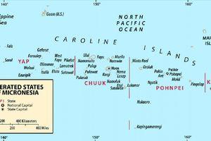 Lợi ích của Mỹ tại quần đảo Mi-crô-nê-xi-a